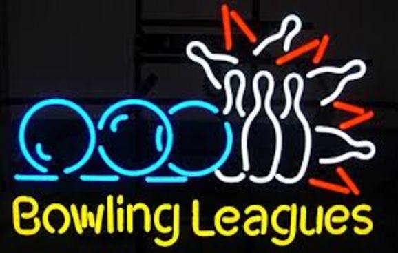 Bowling League Sign Up Header